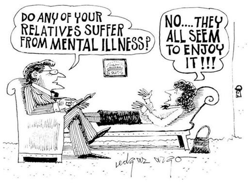 Enjoy Mental Illness